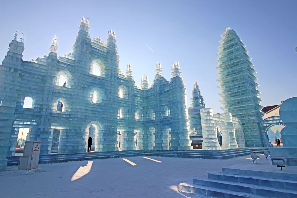 Harbin Ice Festival photo