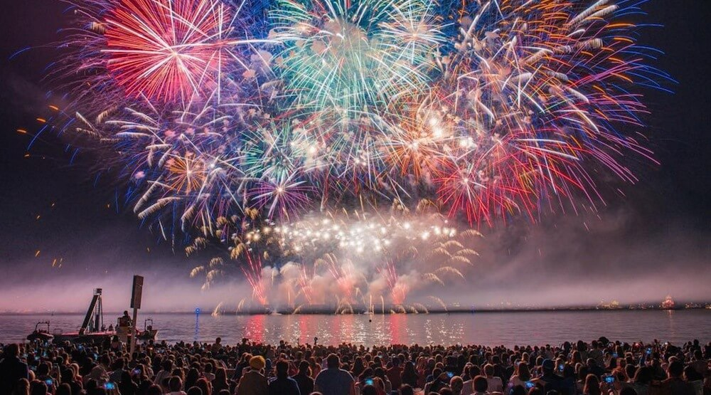 Celebrations in Canada