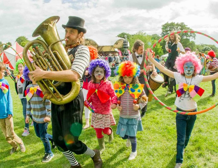22 Cool Festivals on the Isle of Wight
