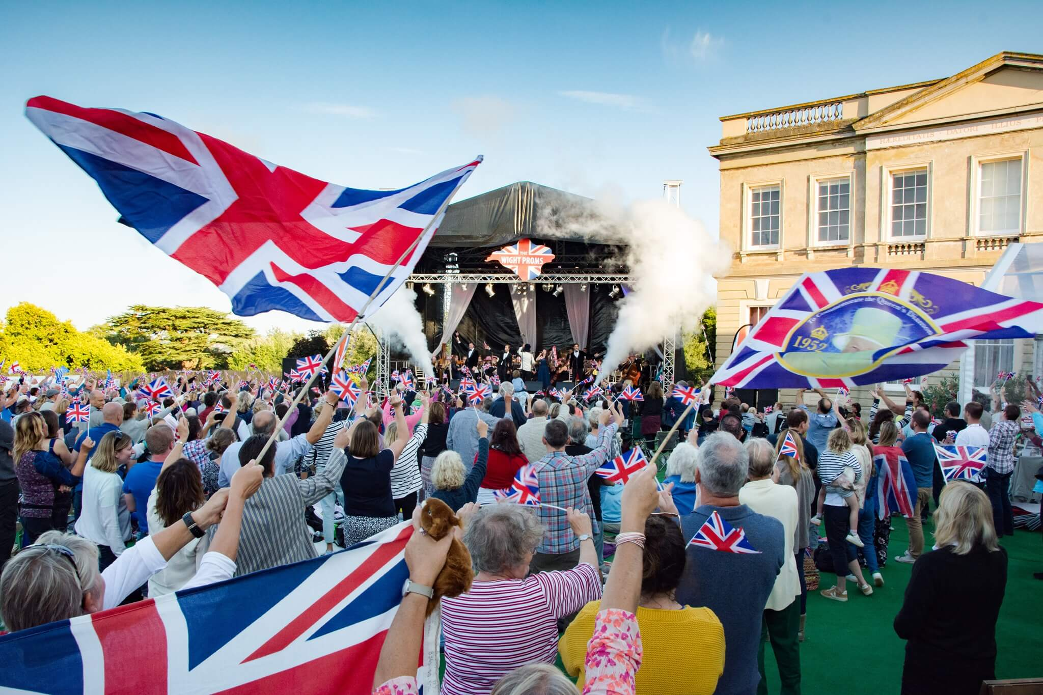 Isle of Wight Proms