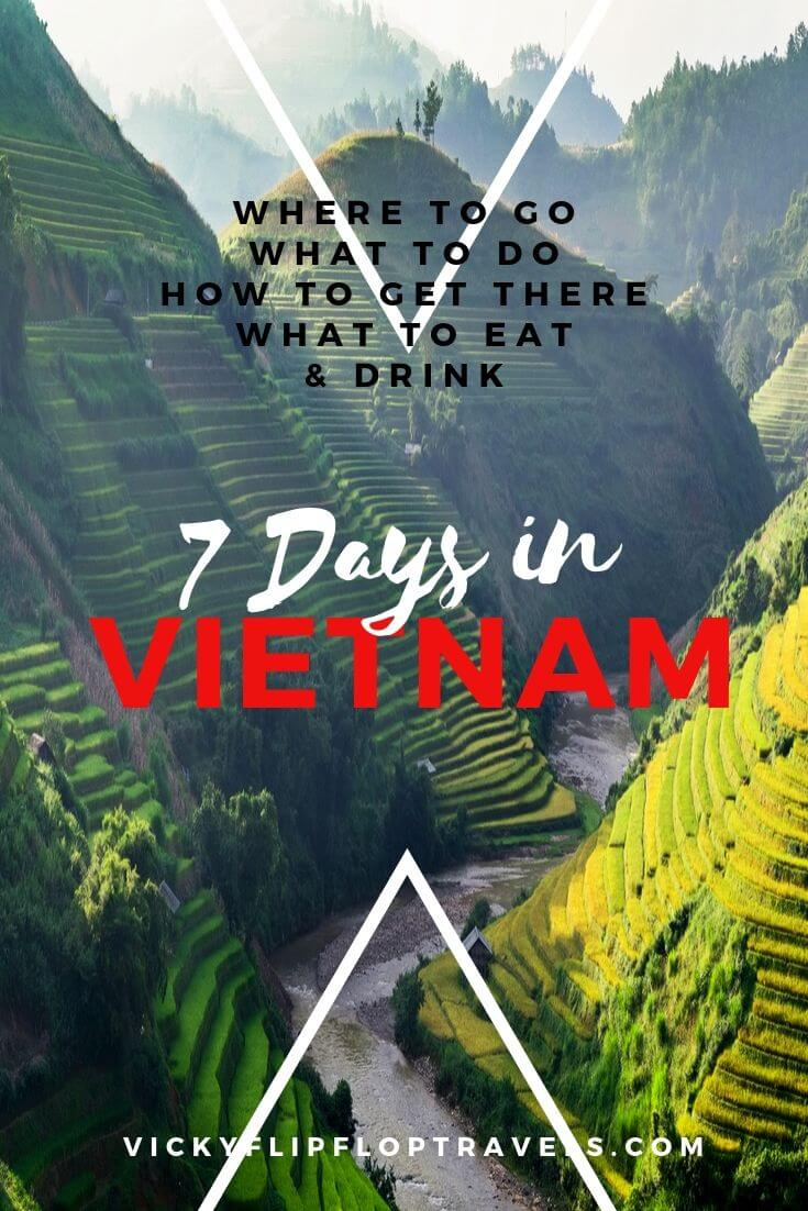 week in vietnam