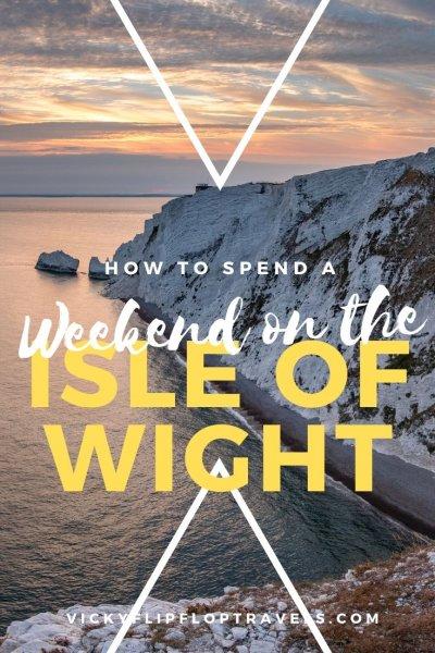 isle of wight weekend