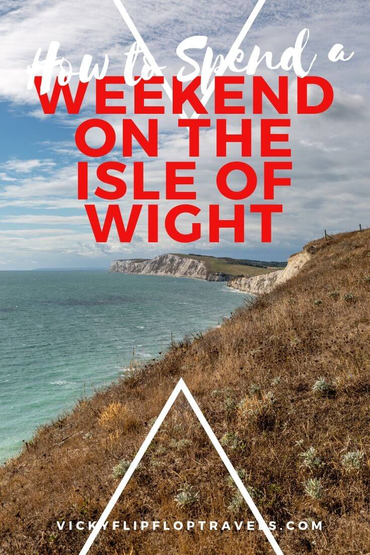 weekend on the isle of wight
