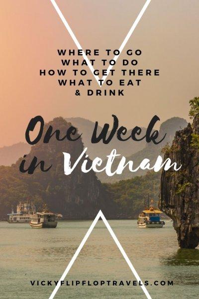 Vietnam for a week