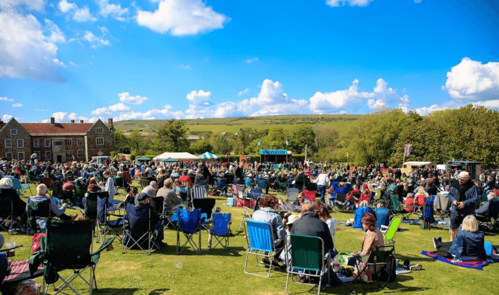festivals on the isle of wight