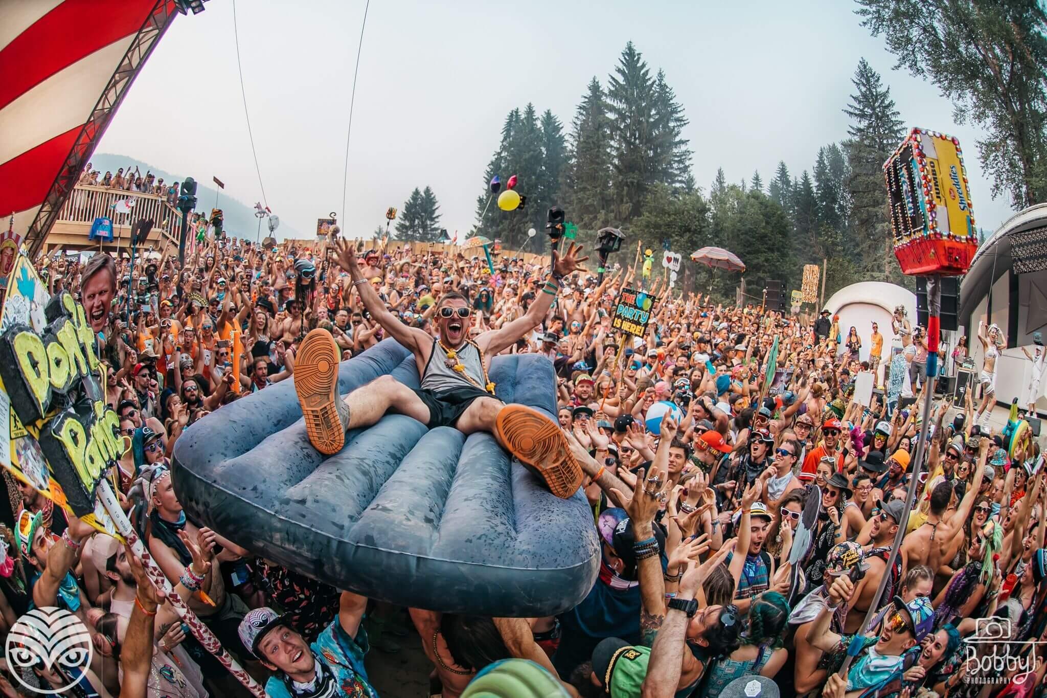 Canada music festivals