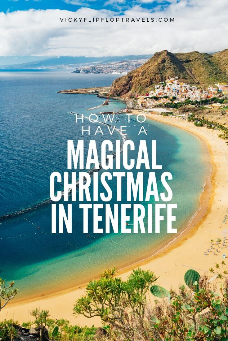 Tenerife at Christmas