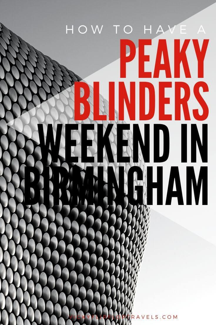 birmingham peaky blinders
