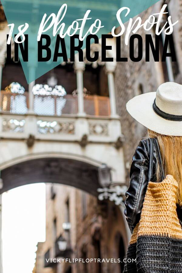 Barcelona photo spots