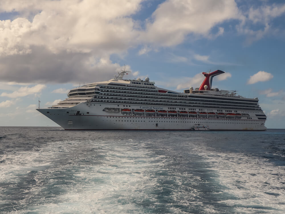 Review of the Carnival Sunrise