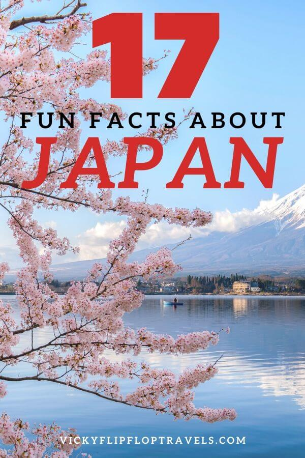 Japan fun facts