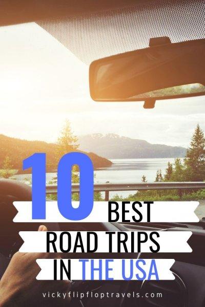USA road trips