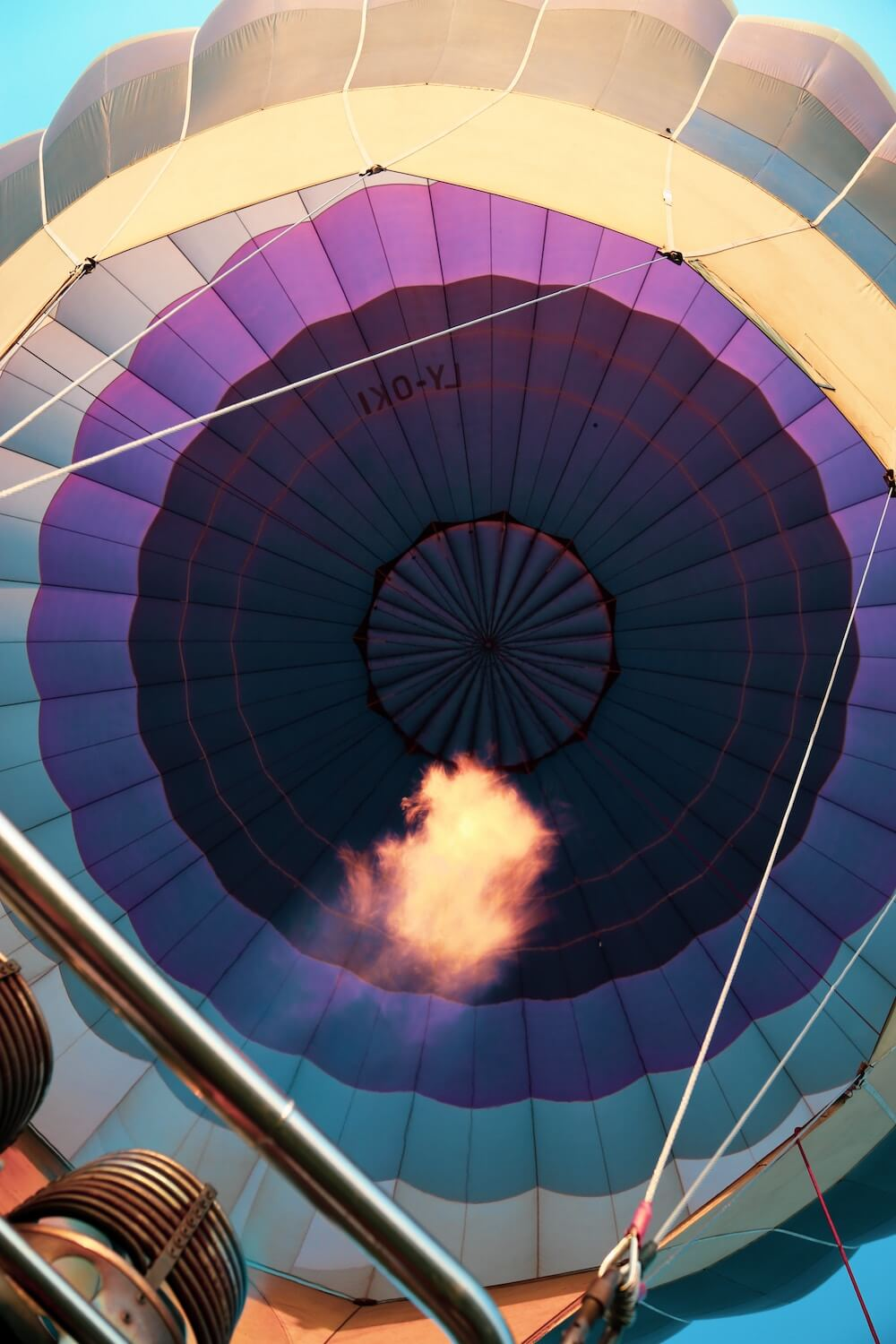 Hot air balloon festivals in the world