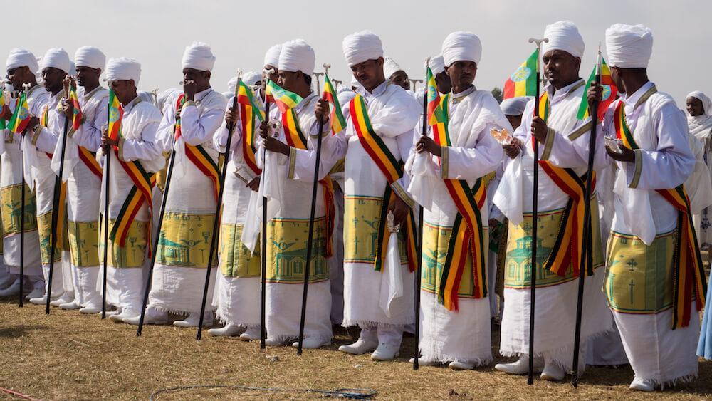 Priests Timkat