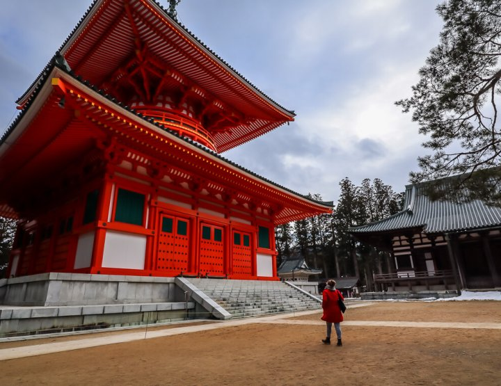 What to Expect from Your Koyasan Temple Stay
