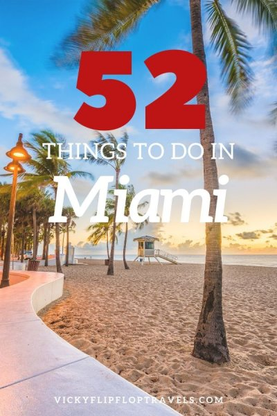 coolest things to do miami