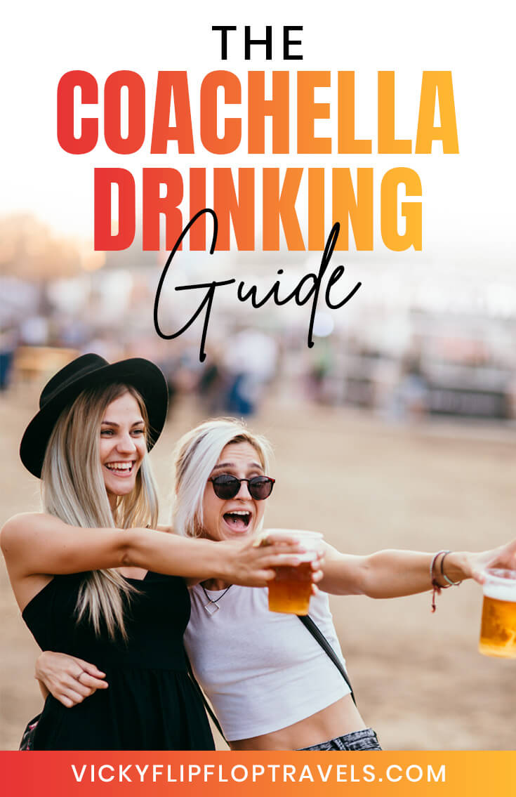 Drinking guide for Coachella