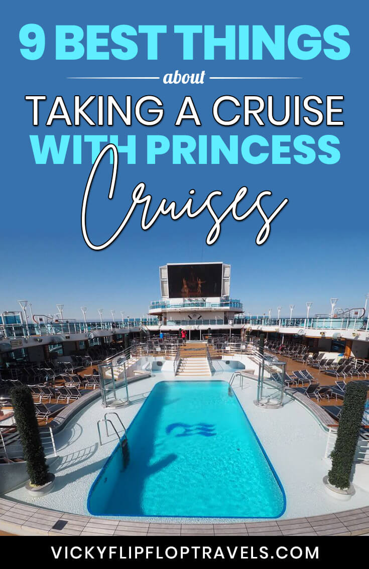 taking a cruise with princess cruises