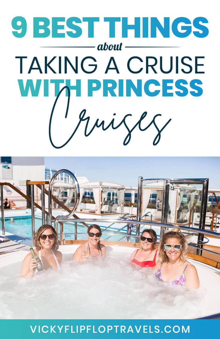 taking a princess cruise