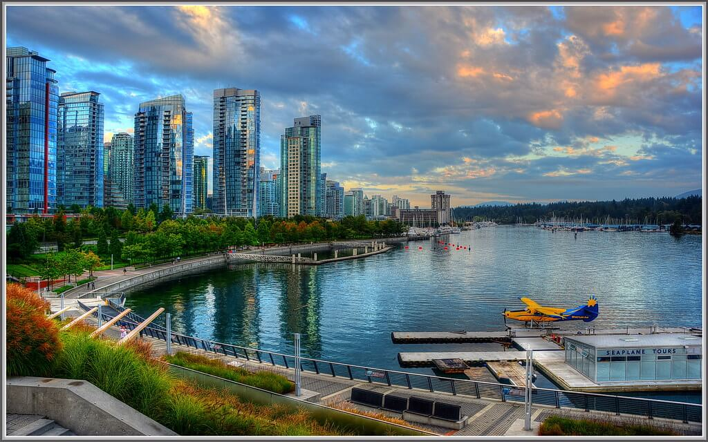 Day in Vancouver