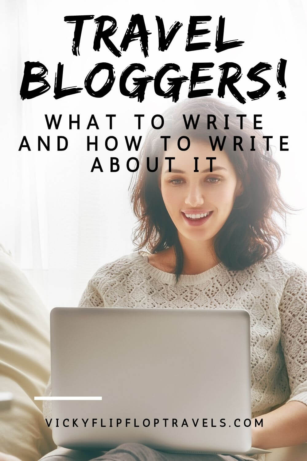 WRITING FOR A TRAVEL BLOG