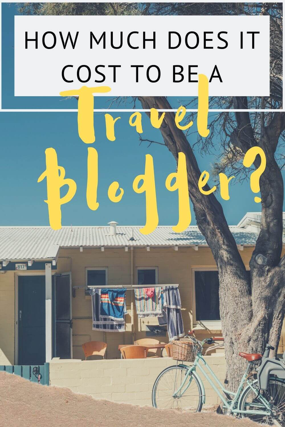 how to be a travel blogger