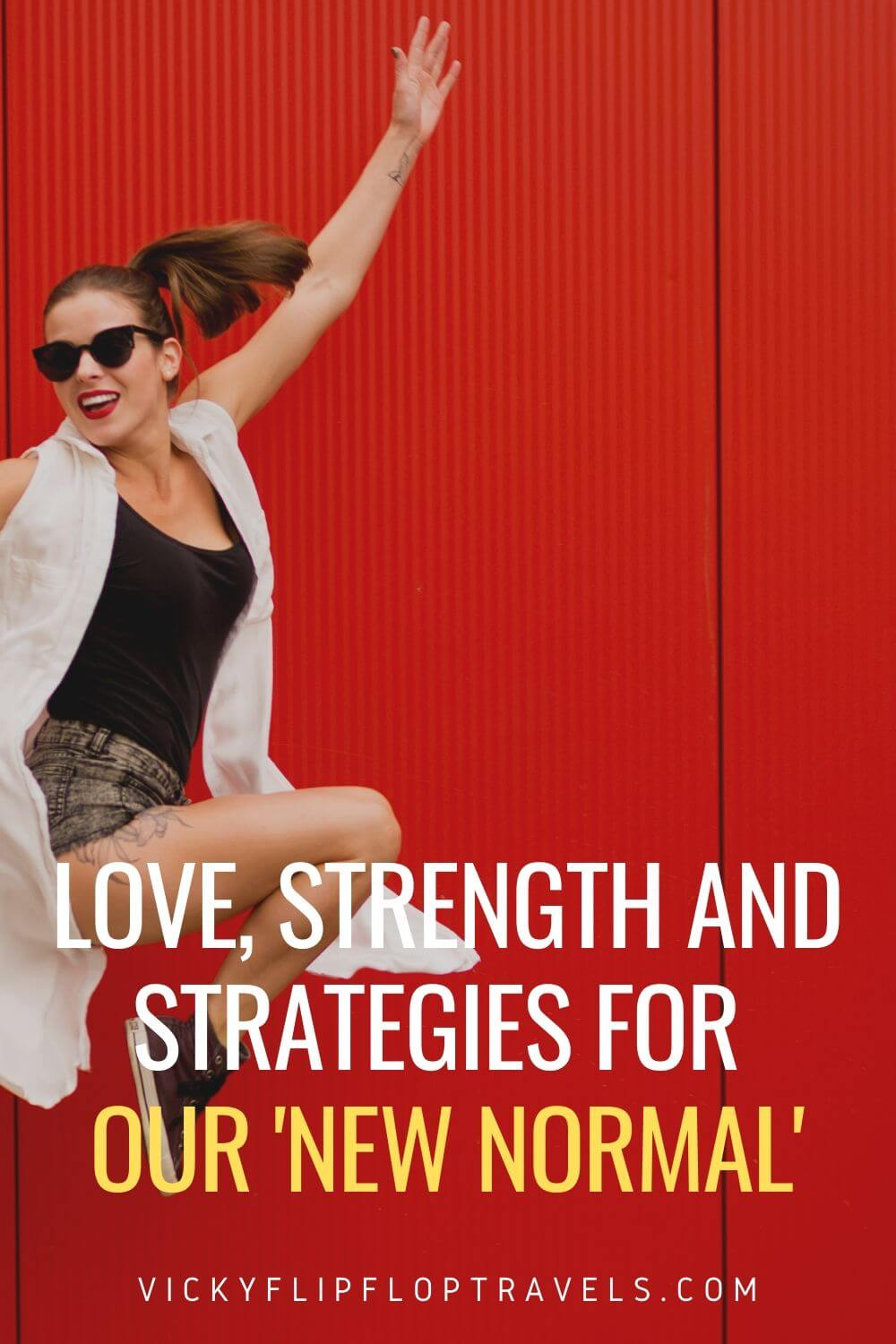 love strength and strategies