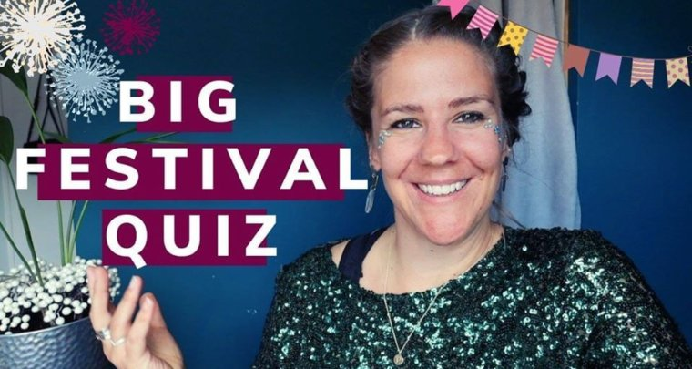 The BIG Festival Quiz – 50 Questions & Answers