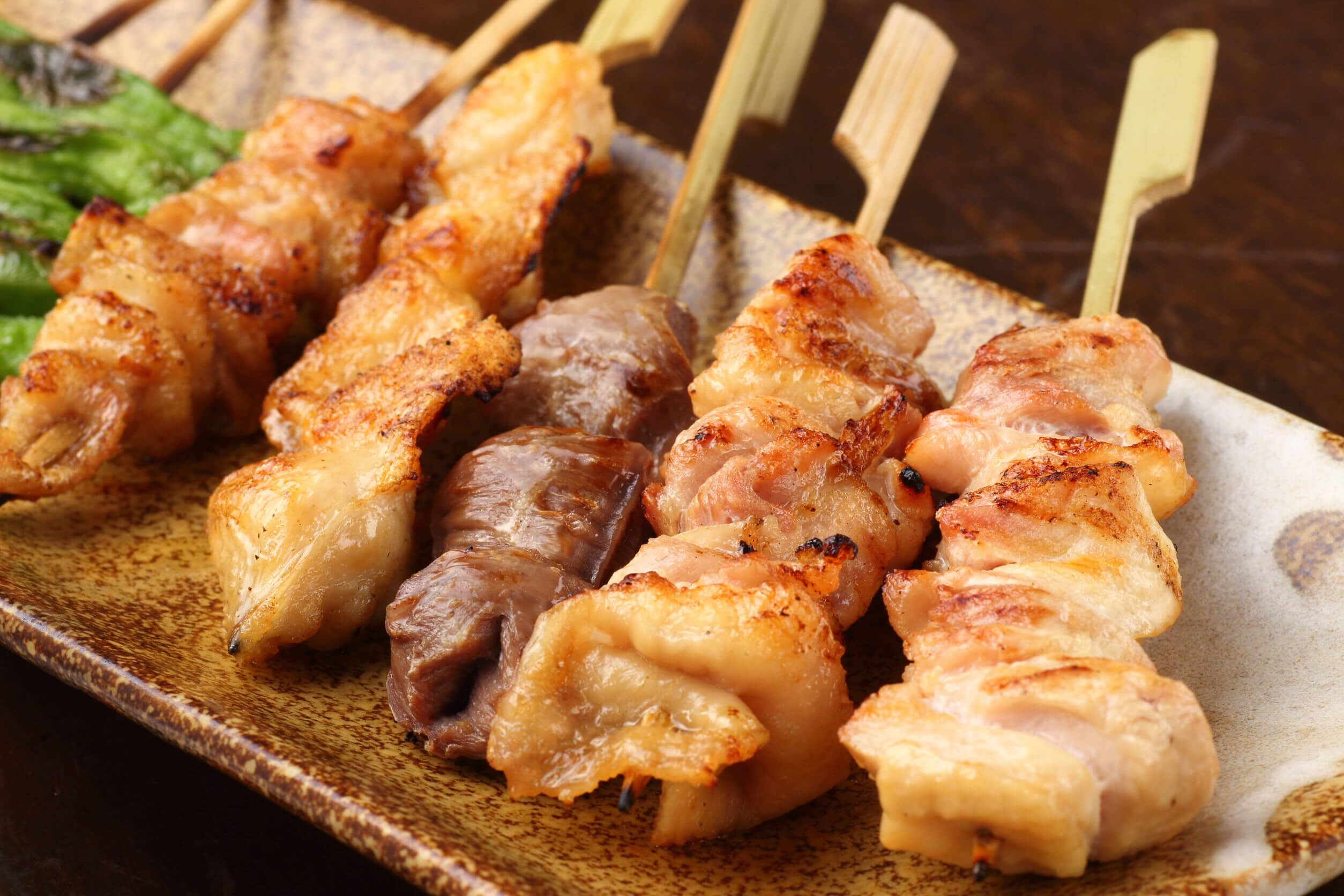 best food in japan yakitori