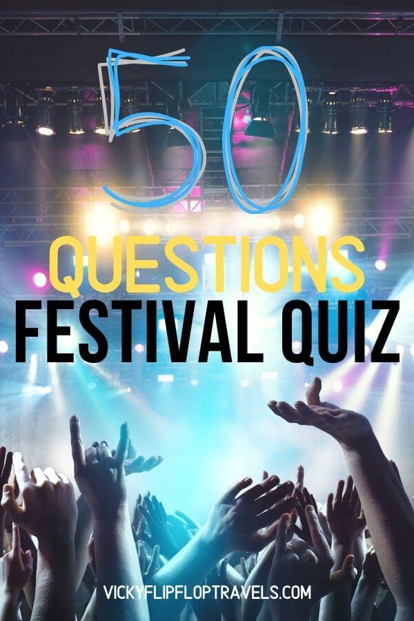 quiz about festivals