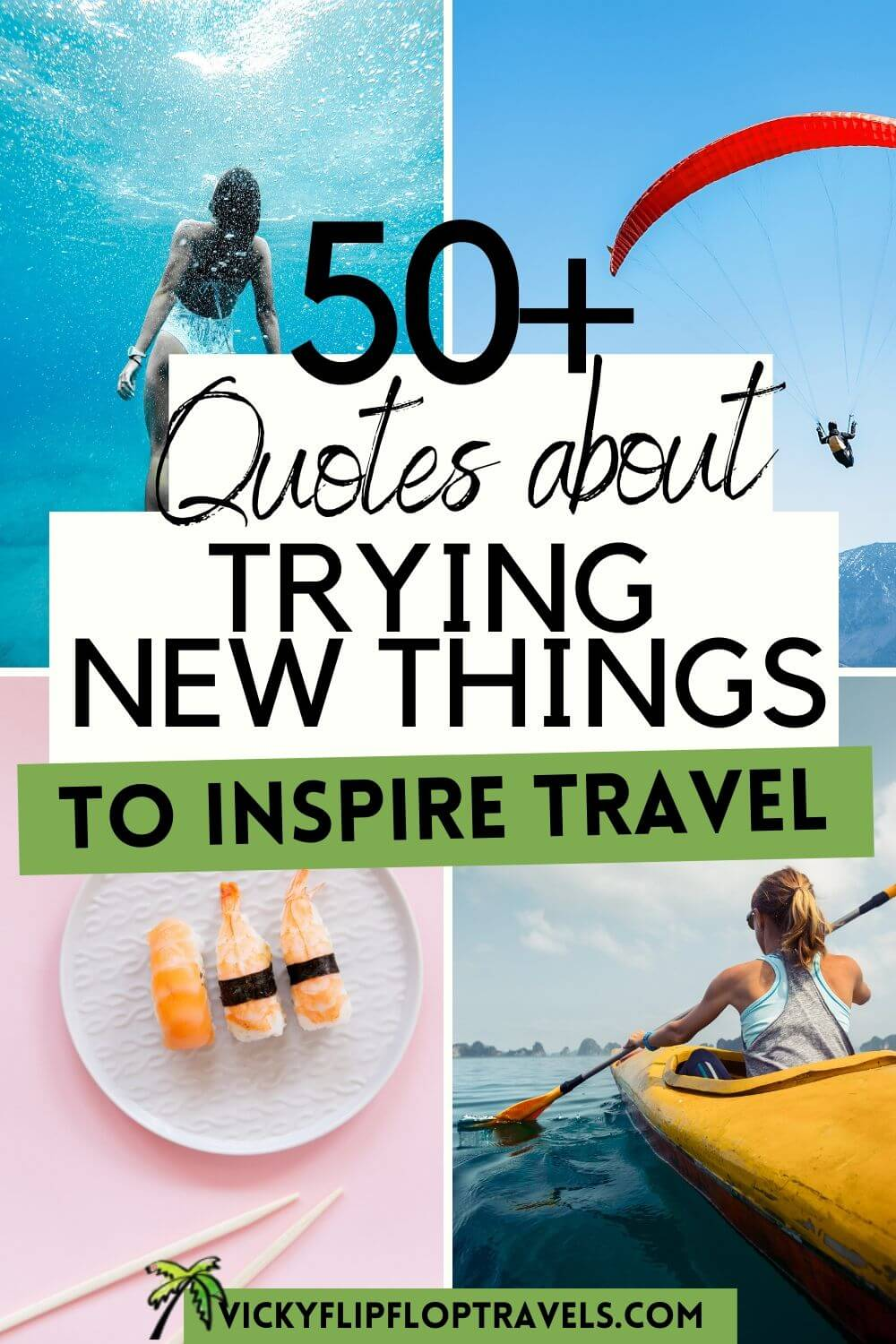 quotes to try new things