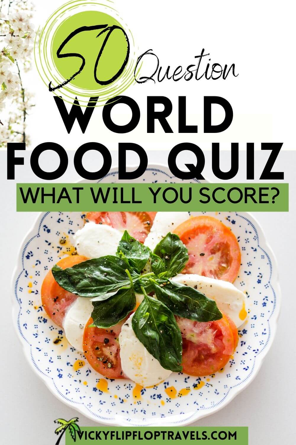food quiz questions