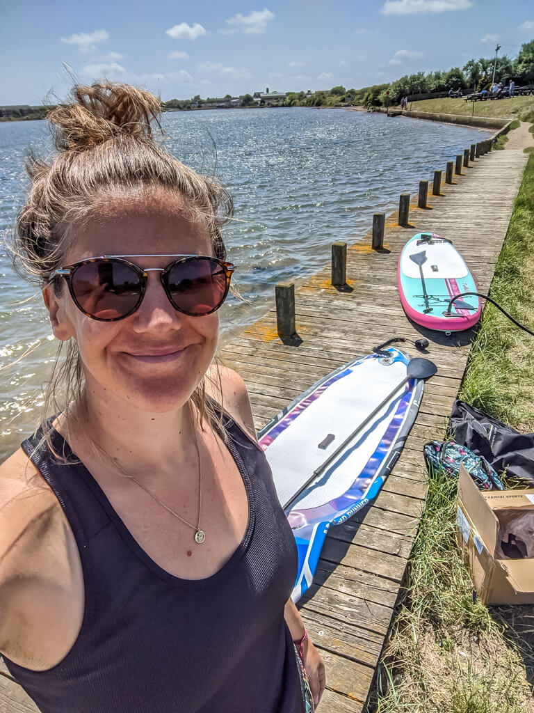Buying the best inflatable paddle board