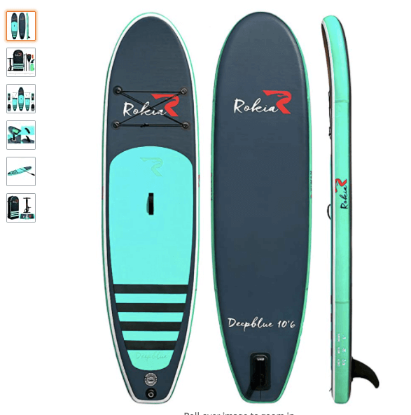 Buying a paddle board