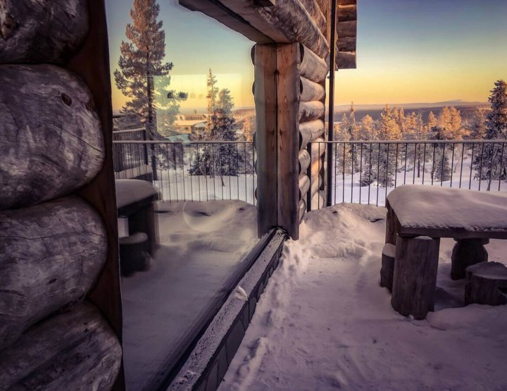 7 Incredible Luxury Airbnbs in Levi, Lapland (WITH HOT TUBS!)