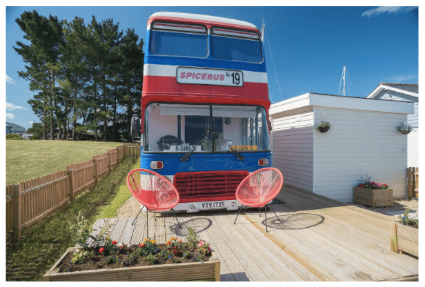 10 Most Unusual Places to Stay on the Isle of Wight