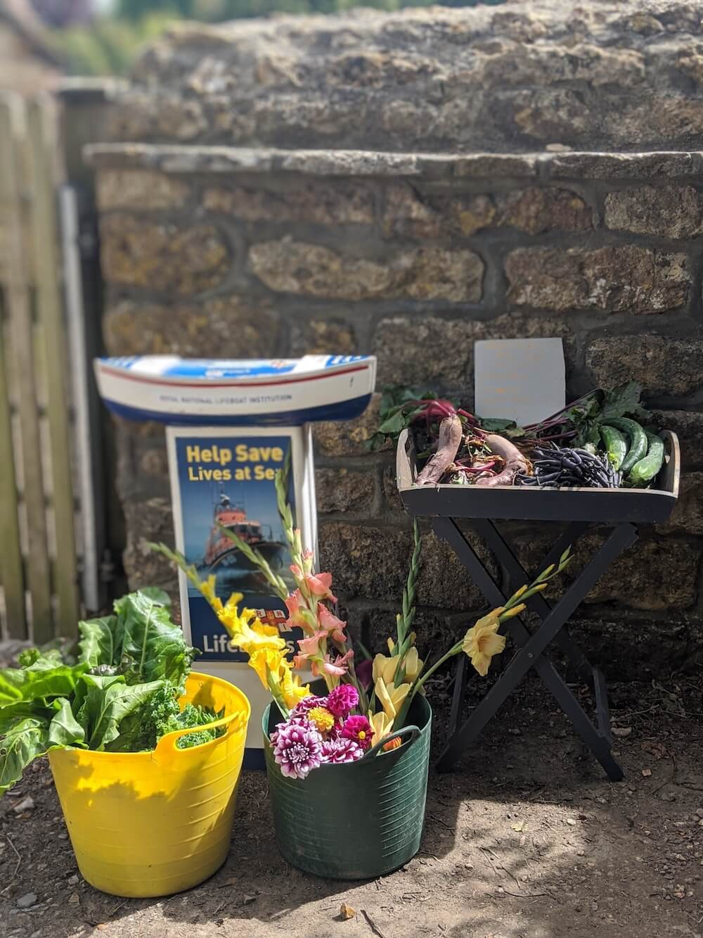 Veg for sale in Shipton Gorge