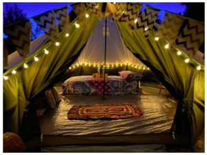 6 Amazing Places to Go Glamping in the New Forest