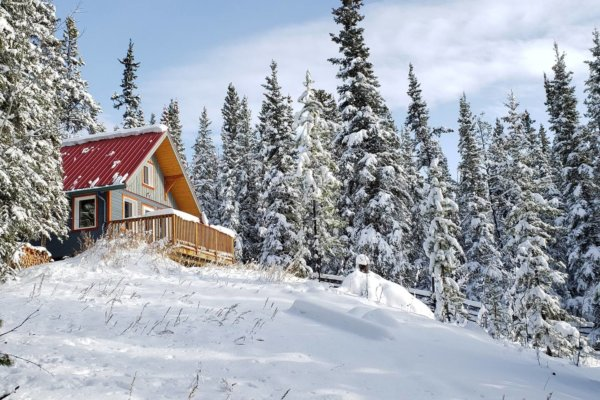 places to stay yukon