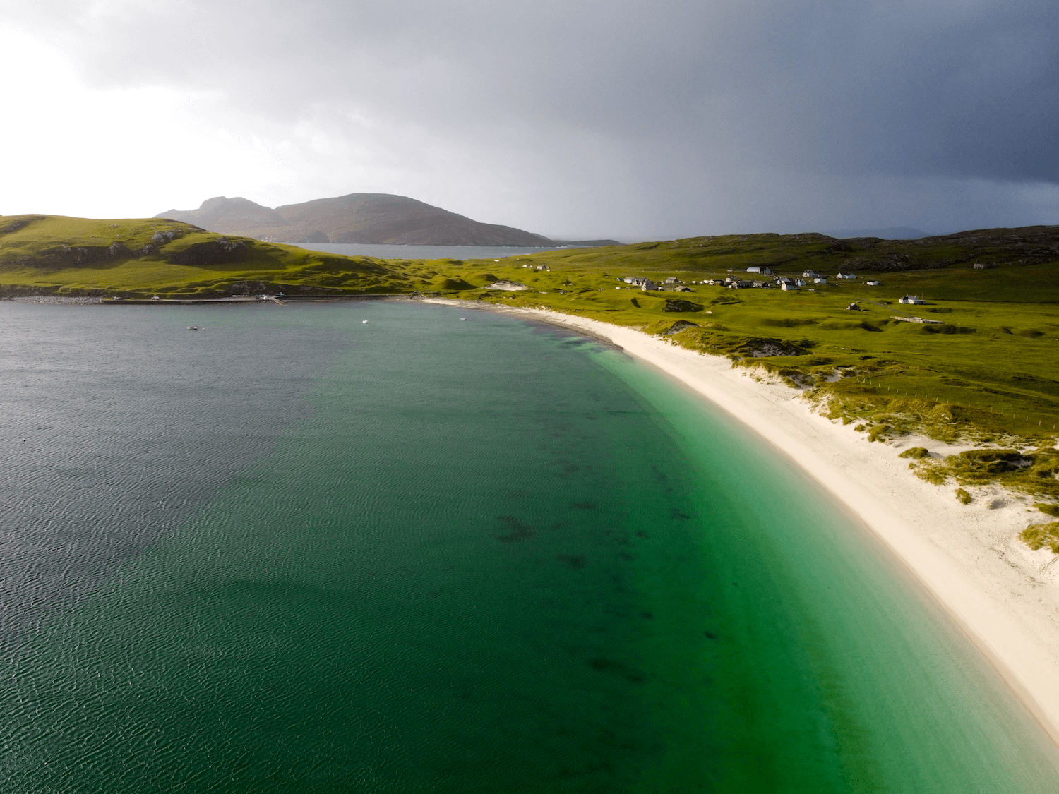 beaches in the outer hebrides