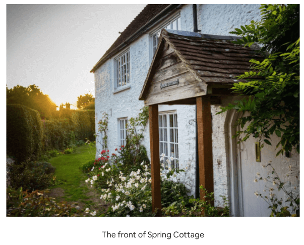 Cottage in the South Downs