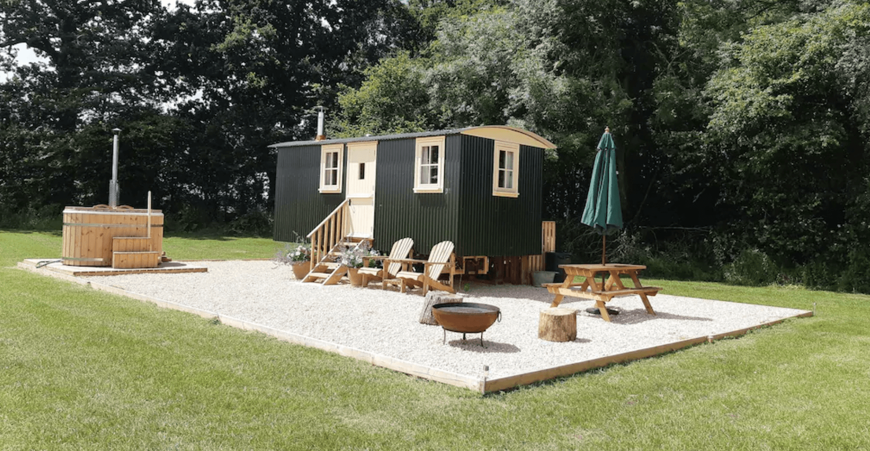 romantic airbnbs in england
