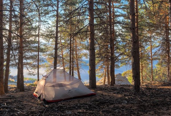 quiz about camping
