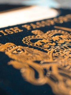 UK Passports online