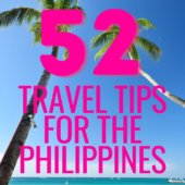 Philippines travel tips