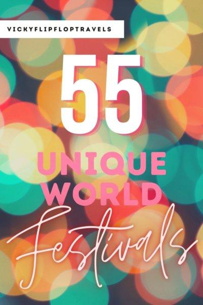world festivals to go to