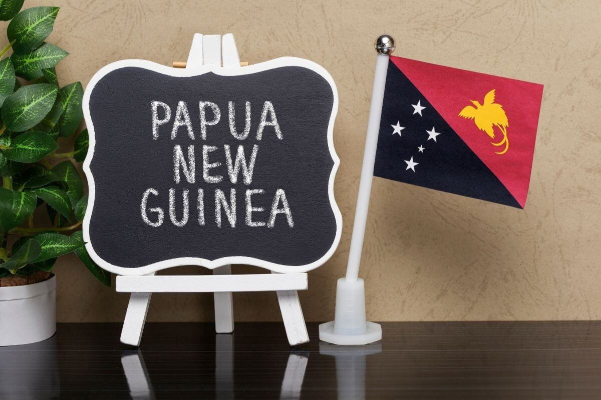 Flag in PNG