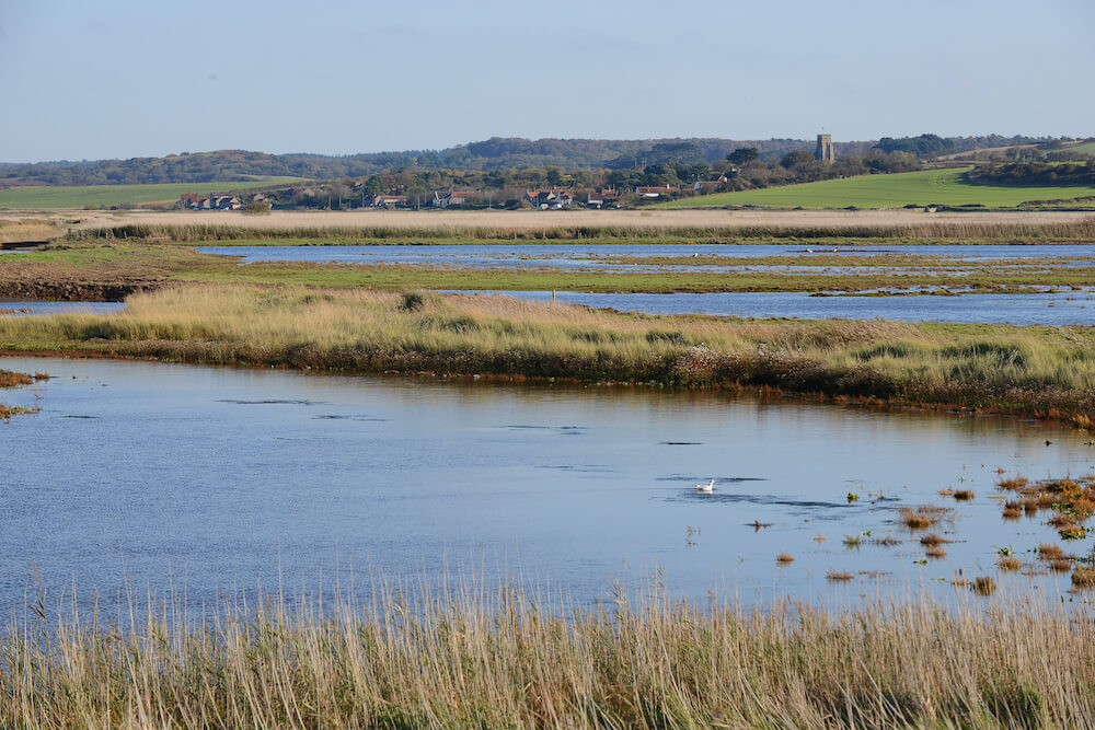 Weybourne Cley Marshes