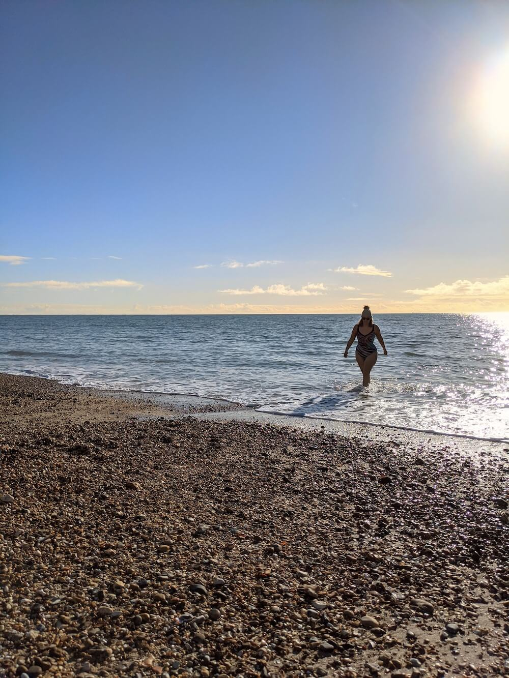 southsea swimming