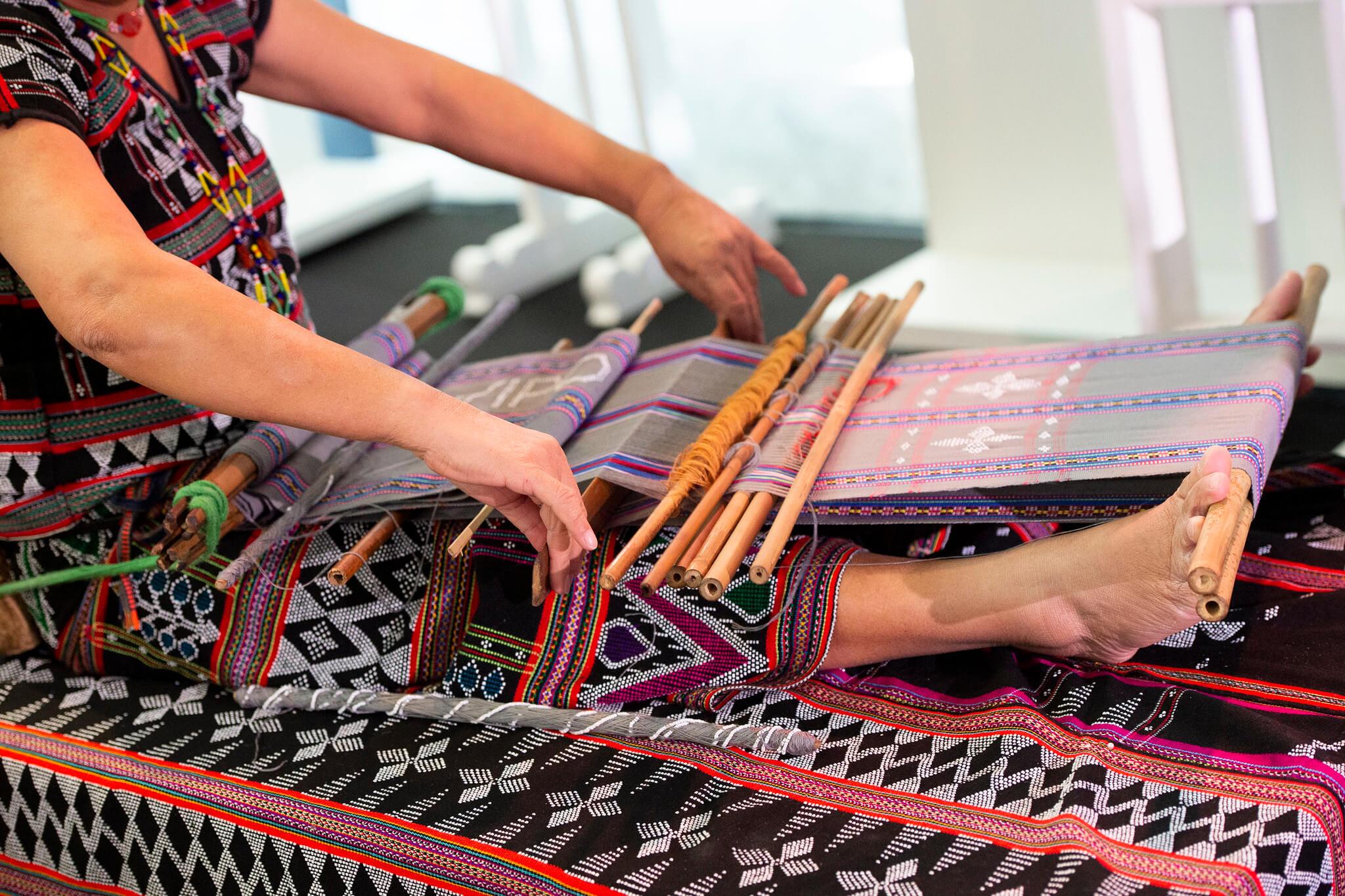 Vietnam souvenir silk